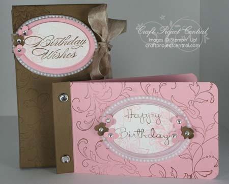 Creative Elements Gift Card Book & Box