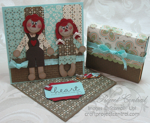 Scarecrow Box & Card