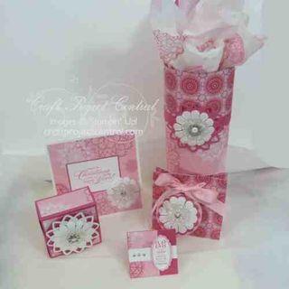 Flirtatious Gift Packaging Ensemble