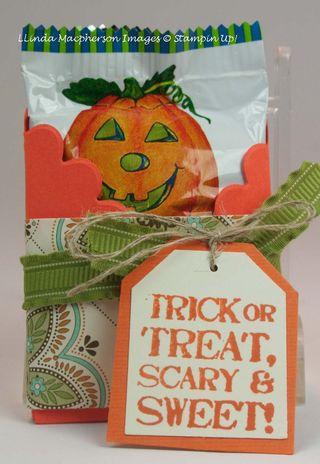 Lindamac halloween treat