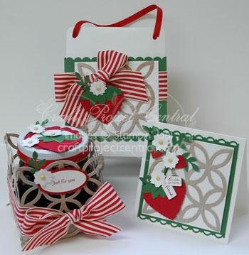 Strawberry Gift Set