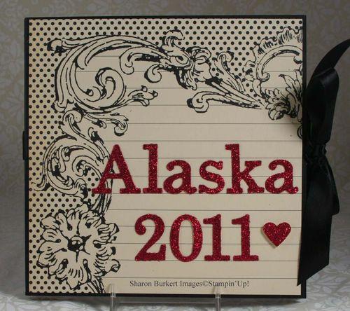 Alaska mini book