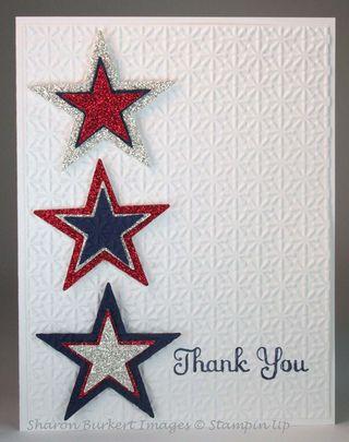Stars thank you