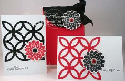 Lattice Box & Note Cards