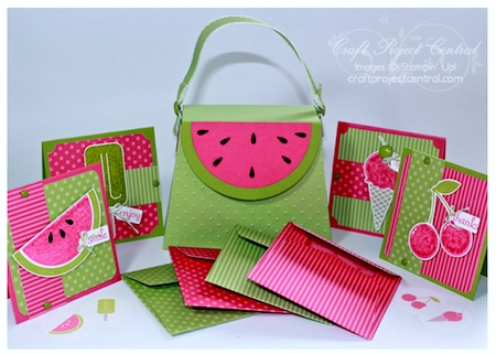 Mouthwatering Purse & Love Notes