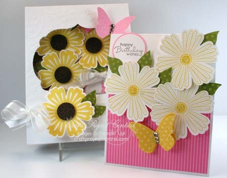 Mixed Bunch Window Box & Cards