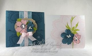 Fabulous Florets Mini Note Card Set