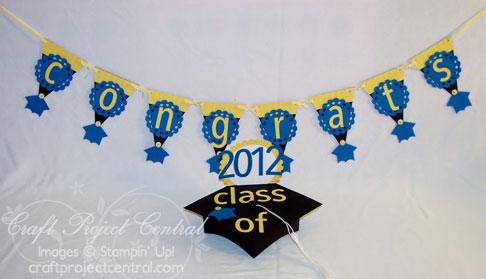 Graduation-Banner-&-Centerpiece