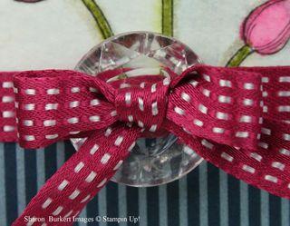 Pleasant Poppies rasp rip ribbon