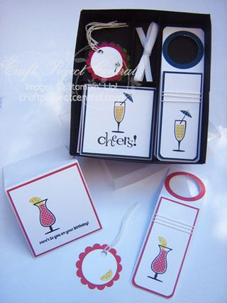 Gift Cards & Tags Set
