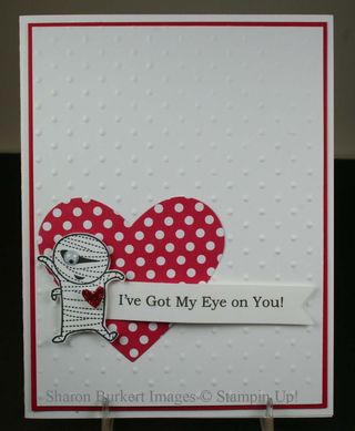 Googly Ghouls valentines