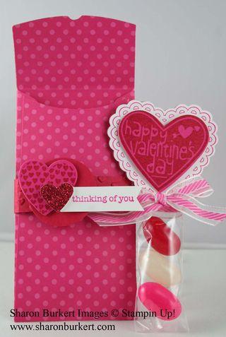 Petite pocket valentineout