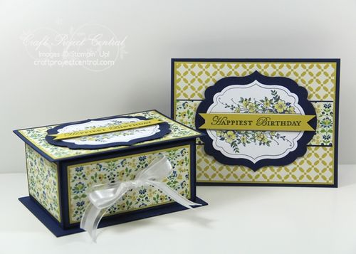 Interactive Gift Box & Card
