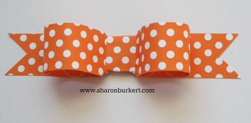 Paper bow alternate