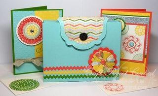 Clutch Purse Card Set