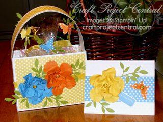 Birthday Gift Box & Card