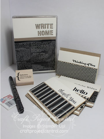Project-Write-Home