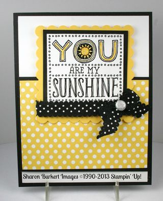 You are My Sunshine daffodil delight