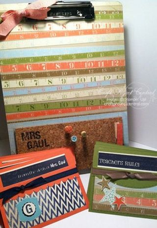 Decorated-Clipboard-Note-Cards