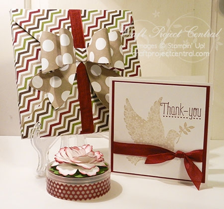 Thank You Gift for Stampers
