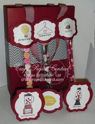 Valentine Mini Cards & Treats