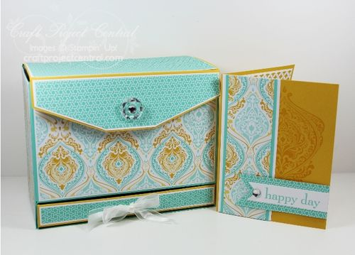 Stationery Box & Card