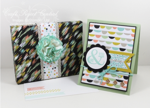 Sweet Sorbet Card & Box Set
