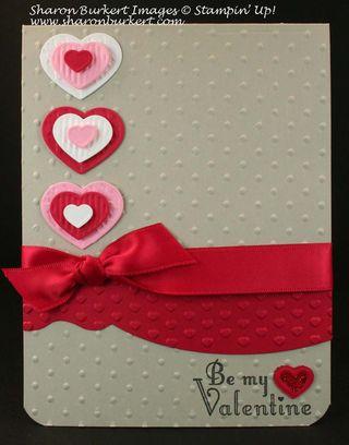 Adorning edgelit valentine