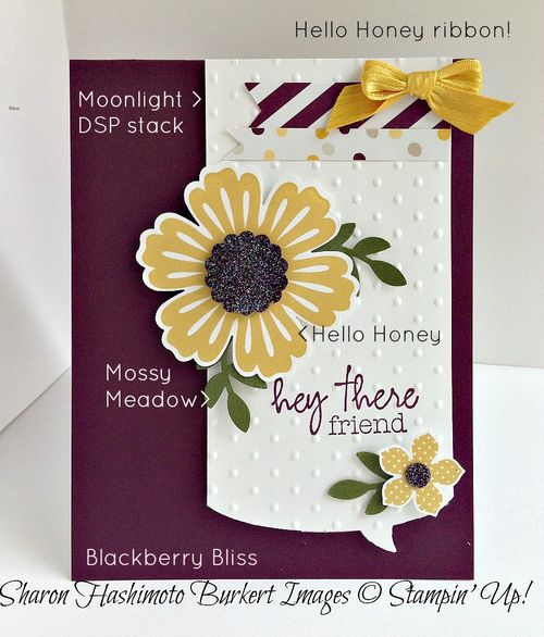 Blackberry Bliss&Hello Honey new product arrows