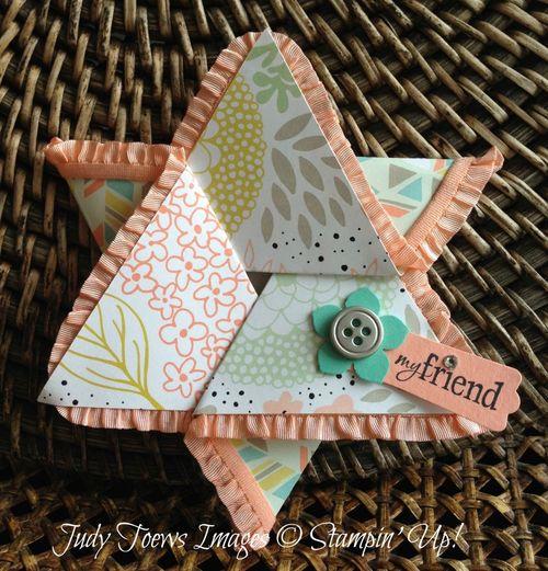 Fancy Fold Swap by Judy Toews