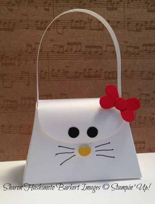 Hello Kitty Petite Purse die