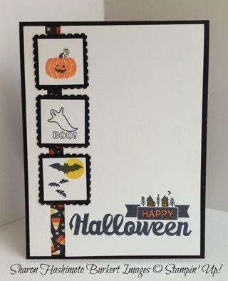 Halloween Street 1
