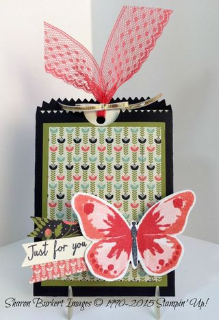 Watercolor Wings & Mini Treat Bag 2