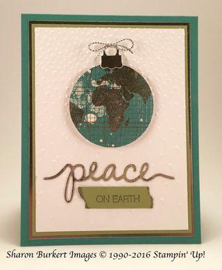 Going GlobalPeace on Earth