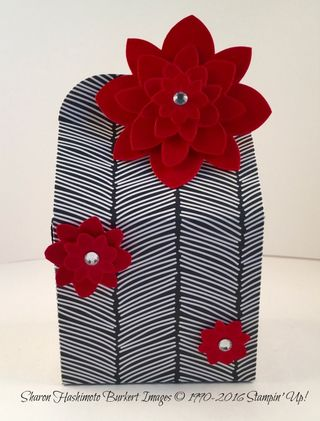 Baker's Box Flower