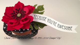 Bloom for YouBotanical Builders flower pot