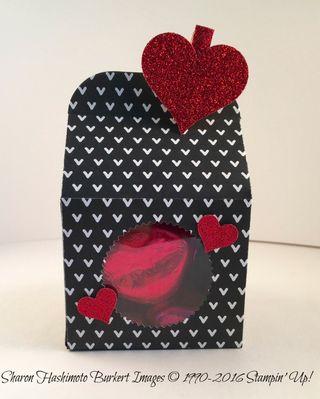 Baker's Box Valentines