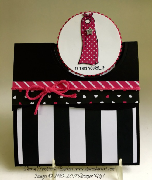 Everyday Hero www.sharonburkert.com #stampinup