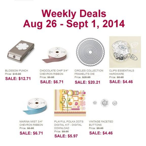 Weekly deal aug 26-sep 1