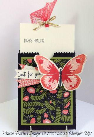 Watercolor Wings & Mini Treat Bag up