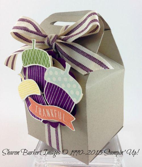 Acorny Baker's Box 2