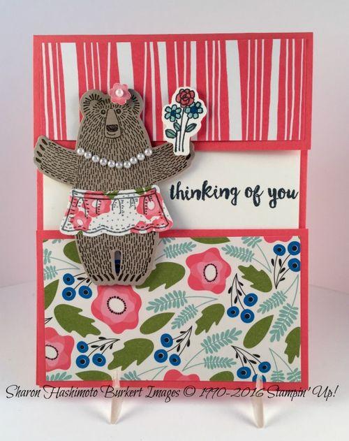 Bear Hugs thinking of you