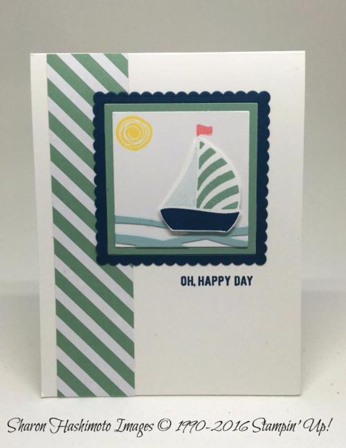 Swirly Bird Sailboat May 2016