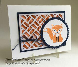 Foxy Friends MPP 2 61016