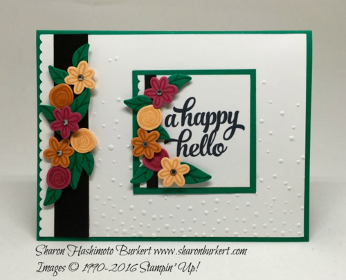 Swirly Bird TSOT 275, www.sharonburkert.com, #stampinup