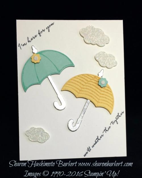 Weather Together stamp set,www.sharonburkert.com