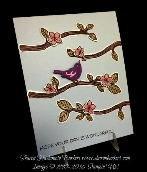 Best Birds stamp set, www.sharonburkert.com