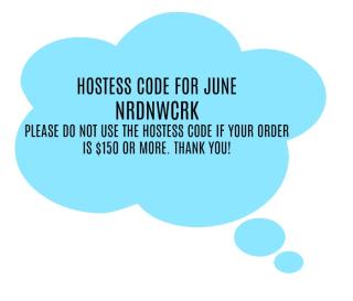 Hostess code june
