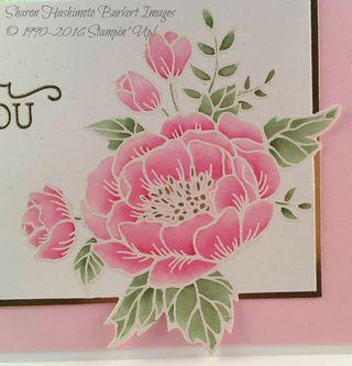 Birthday Blooms TSOT #254 close