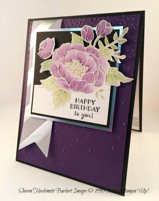 Birthday Blooms SD Blog hop side
